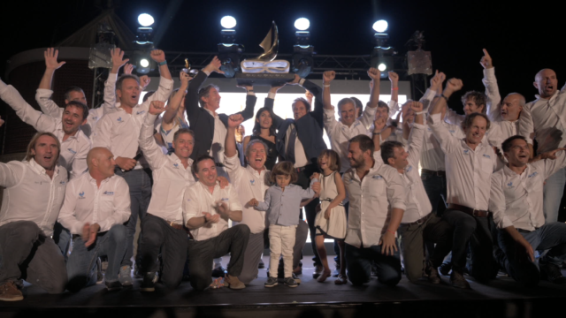 52 SUPER SERIES | Team Azzurra